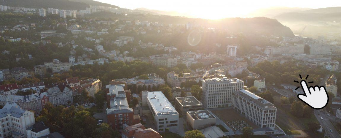 Univerzita J. E. Purkyně – videa o nás