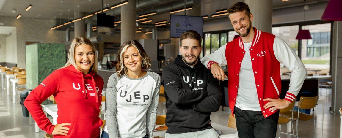 Univerzitní oblečení UJEP